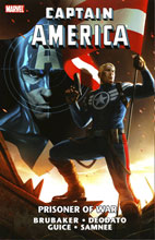 Image: Captain America: Prisoner of War SC  - Marvel Comics