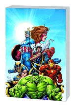 Image: Avengers: United Digest  - Marvel Comics