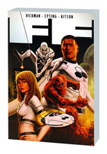 Image: FF by Jonathan Hickman Vol. 01 SC  - Marvel Comics