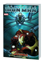Image: Invincible Iron Man Vol. 08: Unfixable SC  - Marvel Comics