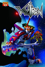 Image: Voltron #3 - D. E./Dynamite Entertainment