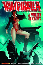Image: Vampirella Vol. 02: A Murder of Crows SC  - D. E./Dynamite Entertainment