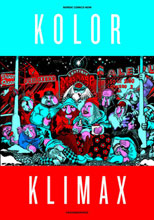 Image: Kolor Klimax: Nordic Comics Now SC  - Fantagraphics Books