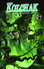 Image: Kolchak: Night Stalker Files #3 (3-copy incentive Ulanski cover) (v3) - Moonstone