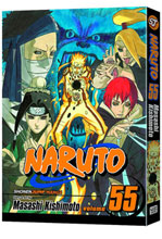 Image: Naruto Vol. 55 SC  - Viz Media LLC