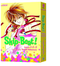Image: Skip Beat Vol. 01  (3-in-1 edition) - Viz Media LLC