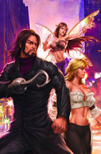 Image: Grimm Fairy Tales Presents Neverland Hook SC  - Zenescope Entertainment Inc