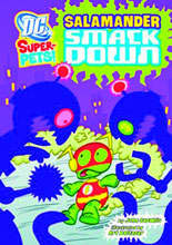 Image: DC Super Pets: Salamander Smackdown SC  (Young Readers) -