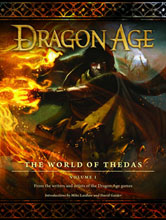 Image: Dragon Age: The World of Thedas Vol. 01 HC  - Dark Horse Comics