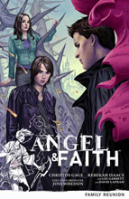 Image: Angel & Faith Vol. 03: Family Reunion SC  - Dark Horse Comics