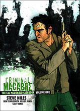 Image: Criminal Macabre: The Cal McDonald Casebook Vol. 01 HC  - Dark Horse Comics