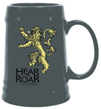 Image: Game of Thrones Ceramic Stein: Lannister Sigil  - Dark Horse Comics