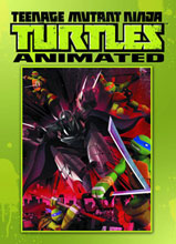 Image: Teenage Mutant Ninja Turtles Animated Vol. 01 SC  - IDW Publishing