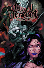Image: Eternal Descent Vol. 02 SC  - IDW Publishing