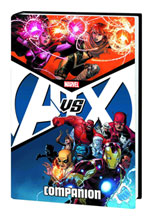 Image: Avengers vs. X-Men Companion HC  - Marvel Comics
