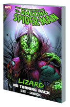 Image: Spider-Man: Lizard - No Turning Back SC  - Marvel Comics