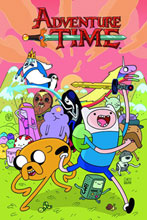 Image: Adventure Time Vol. 02 SC  - Boom! Studios