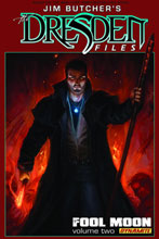 Image: Jim Butcher's The Dresden Files: Fool Moon Vol. 02 HC  - Dynamite