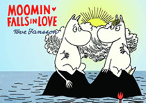 Image: Moomin: Moomin Falls in Love SC  - Drawn & Quarterly