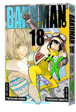 Image: Bakuman Vol. 18 SC  - Viz Media LLC