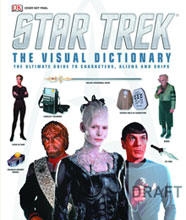 Image: Star Trek: The Visiual Dictionary HC  - DK Publishing Co