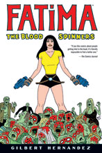 Image: Fatima: The Blood Spinners HC  - Dark Horse Comics