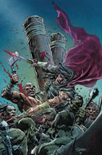 Image: King Conan: The Conqueror #1 - Dark Horse Comics