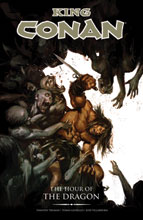 Image: King Conan Vol. 03: The Hour of the Dragon SC  - Dark Horse Comics