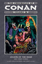 Image: Chronicles of Conan Vol. 26: Legion of the Dead and Other Stories SC  - Dark Horse Comics
