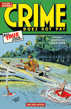 Image: Crime Does Not Pay Archives Vol. 07 HC  - Dark Horse Comics