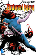 Image: Animal Man Vol. 04: Splinter Species SC  (N52) - DC Comics