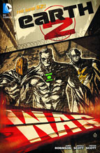 Image: Earth 2 Vol. 03: Battle Cry HC  - DC Comics