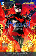 Image: Batwoman Vol. 03: World's Finest SC  (N52) - DC Comics