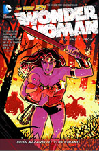 Image: Wonder Woman Vol. 03: Iron SC  (N52) - DC Comics
