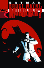 Image: Batman: Bruce Wayne - Murderer? SC  (new edition) - DC Comics