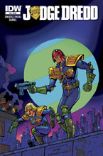 Image: Judge Dredd #16 - IDW Publishing