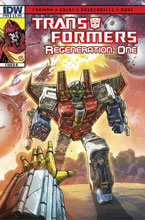 Image: Transformers: Regeneration One #99 - IDW Publishing