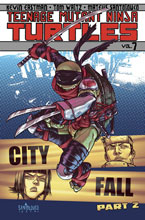 Image: Teenage Mutant Ninja Turtles Vol. 07: City Fall Part 2 SC  - IDW Publishing