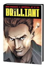 Image: Brilliant Vol. 01 HC  - Marvel Comics