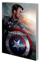 Image: Marvel's Captain America: The First Avenger - The Screenplay SC  - Marvel Comics