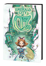 Image: Oz: The Emerald City of Oz HC  - Marvel Comics