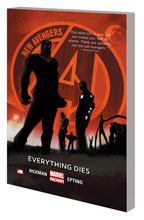 Image: New Avengers Vol. 01: Everything Dies SC  - Marvel Comics