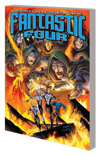 Image: Fantastic Four Vol. 03: Doomed SC  - Marvel Comics