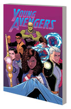 Image: Young Avengers Vol. 03: Mic-Drop at the Edge of Time and Space SC  - Marvel Comics