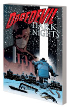 Image: Daredevil: Dark Nights SC  - Marvel Comics