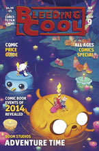 Image: Bleeding Cool Magazine #9 - Bleeding Cool