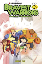 Image: Bravest Warriors Vol. 02 SC  - Boom! Studios