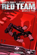Image: Garth Ennis' Red Team SC  - Dynamite