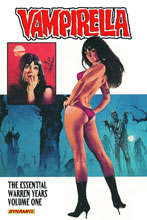Image: Vampirella Vol. 01: The Essential Warren Years SC  - Dynamite