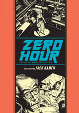 Image: EC Artists' Library: Zero Hour and Other Stories by Jack Kamen HC  - Fantagraphics Books